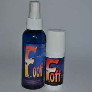 Fly Off All Natural Insect Repellent
